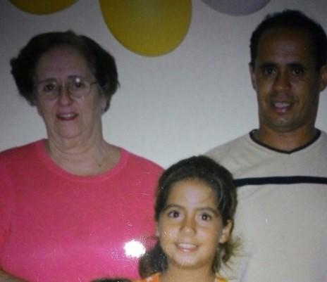 Isabel (Avó) – Fábio (pai)
