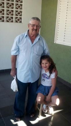 Sophia; Joaquim (Avô)