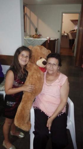 Sophia – Vera (Avó)